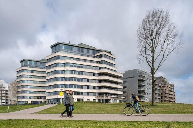Hà Lan bất động sản căn hộ chung cư tăng giá khoảng 7,8%