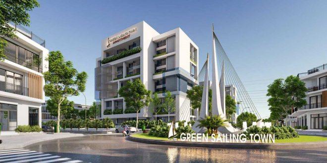 Khu đô thị Green Sailing Town